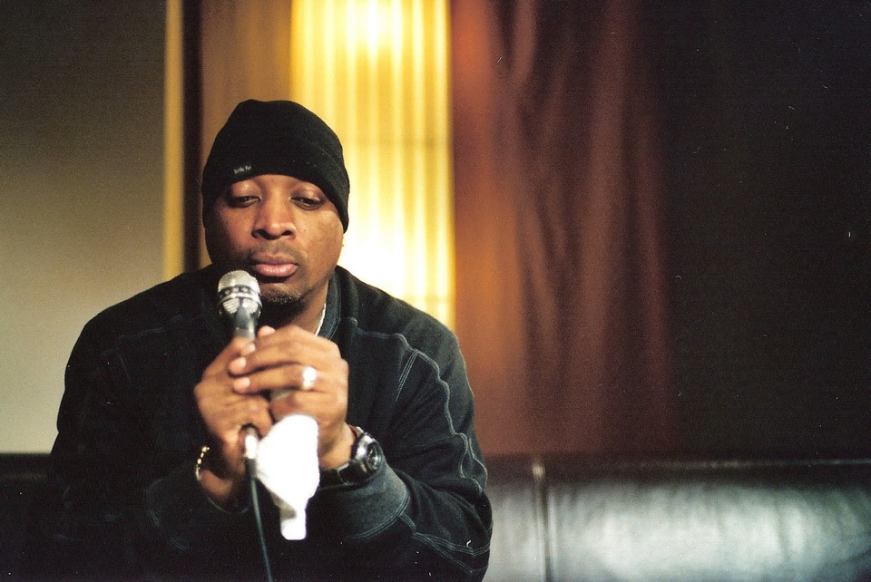 Chuck D: RubyHornet Interview