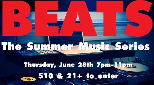 Beats Summer Music Series June