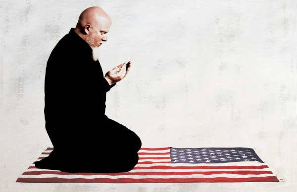 Brother Ali: Mourning In America Cover