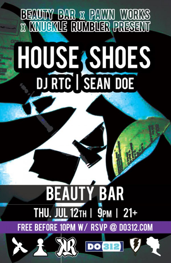 House Shoes Flyer
