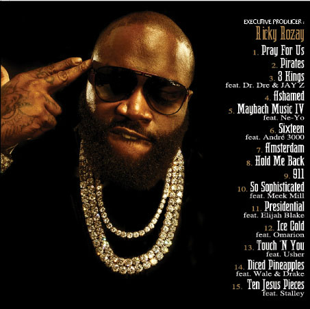 Rick Ross: God Forgives I Don't