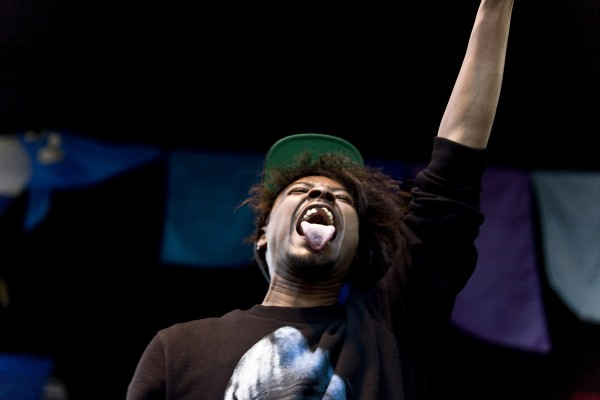 Danny Brown Pitchfork 2012