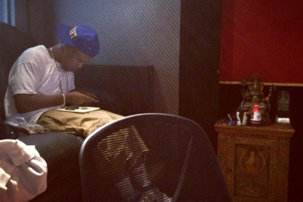 Closed Session with Curren$y