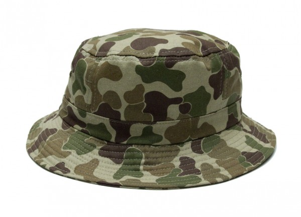 Akomplice Camo Bucket