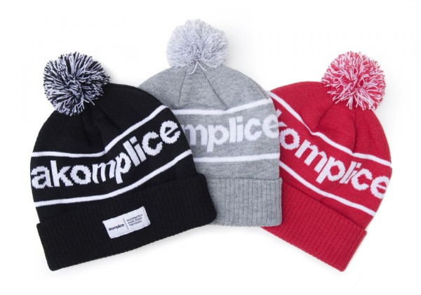 Akomplice beanies